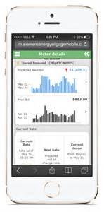 phone usage app siemens smart grid introduces energy engage mobile application energy business review