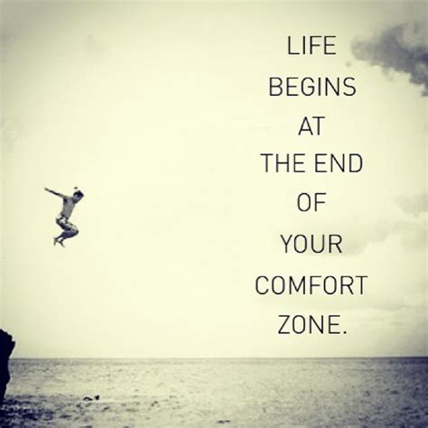 life comfort zone quotes pinterest the world s catalog of ideas