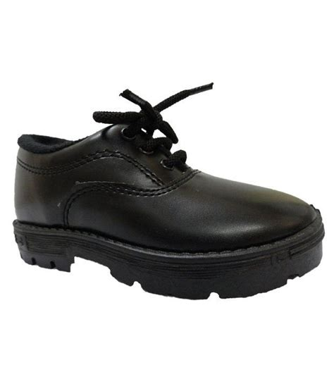 liberty shoes for liberty winner black school shoes for price in india