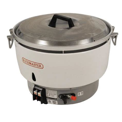 Rice Cooker Gas town rm55n ricemaster 174 55 cup commercial gas rice