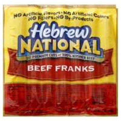 hebrew national dogs what is your favorite brand ign boards