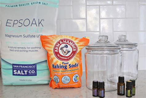 Orange Juice And Epsom Salt Detox by Epsom Salt Bath Soak A Beautiful Mess