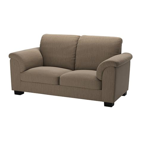 Tidafors Sofa Cover by Tidafors Two Seat Sofa Hensta Light Brown