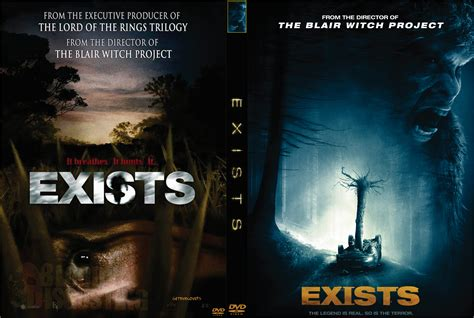 The Exists by Exists Dvd Cover 2014 Custom