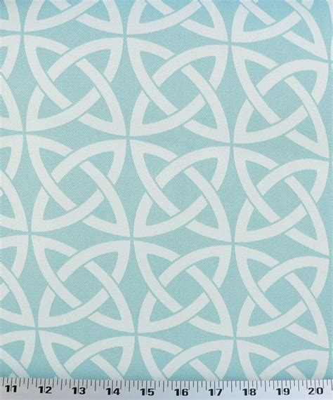 Robin Egg Blue Upholstery Fabric by Robins Egg Blue Outdoor Indoor Fabric Blue White Drapery