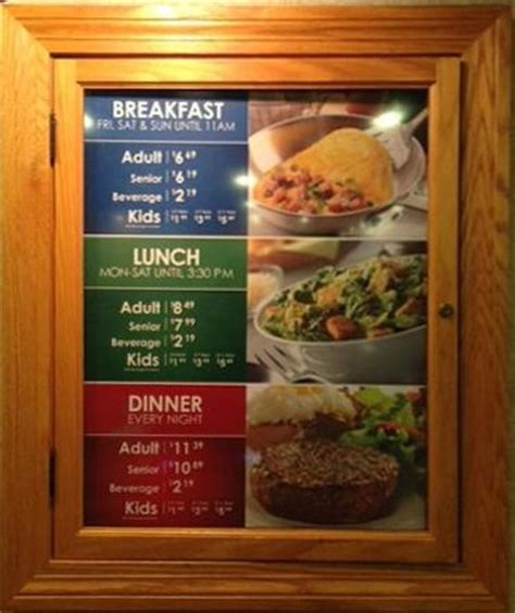 price menu at the hometown buffet davie picture of