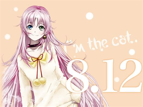 K Anime Neko by Image Neko Official Artwork Wallpaper Jpg K Project
