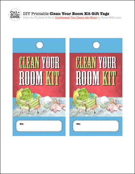 clean your room clean your room kit with free printables