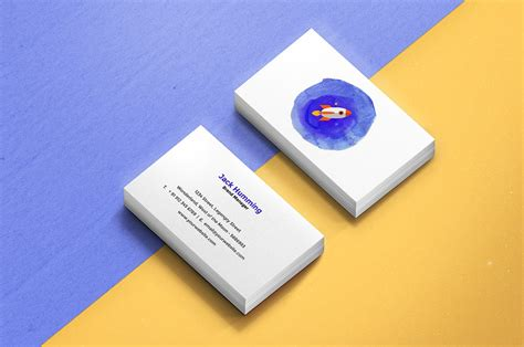 Business Card Mockup Template Psd by 100 Free Business Card Mockup Psd 187 Css Author