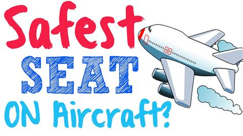 safest seats on a plane what is the safest spot on a plane safest seat on an