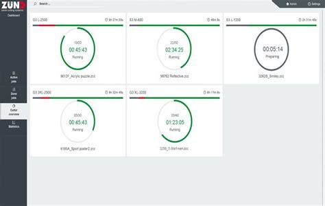 zünd design center software switzerland zund releases zund cut center version 3 0