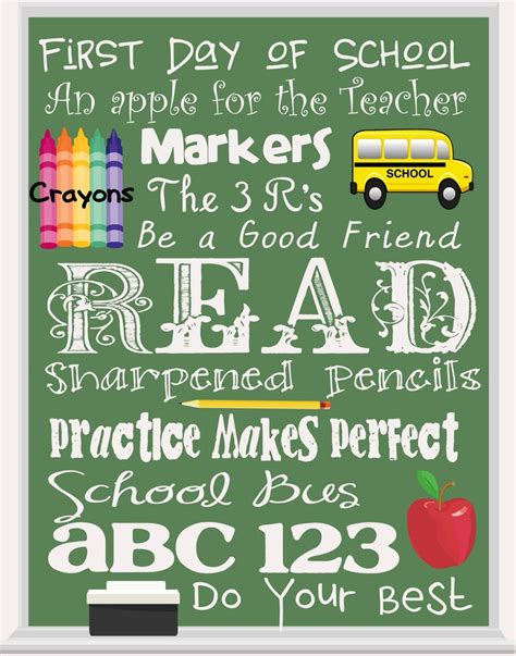 printable school quotes 18 creative things to do for back to school tip junkie