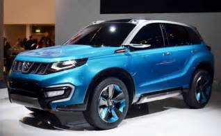 Suzuki Grand Vetara 2018 Suzuki Grand Vitara Concept Design Performance