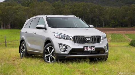What Year Did Kia Come Out Review 2017 Kia Sorento Review
