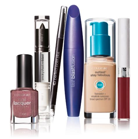 Makeup Covergirl win a covergirl kit s closet