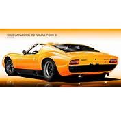 Luxury Lamborghini Cars Miura