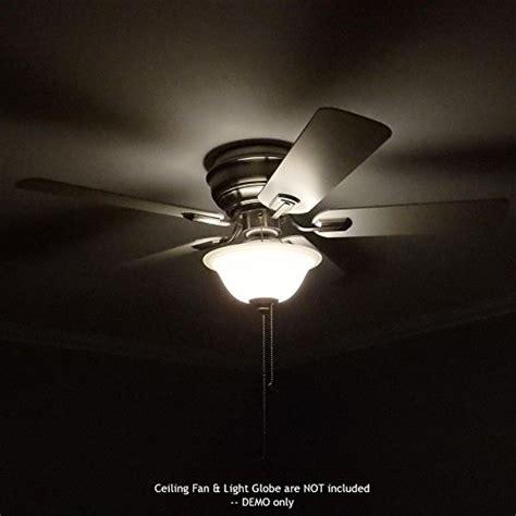 best led ceiling fans top 10 best led ceiling fan light kits reviews 2017 2018
