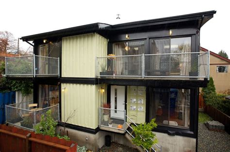 Storage Container Homes Inspirational Of Home Interiors And Garden Plans And Architectural Designs For Container Homes
