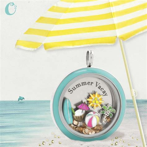 Origami Owl Summer - 25 best ideas about living lockets on