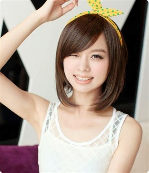 bob haircut history 17 best ideas about asian hairstyles women on pinterest