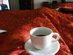 coffee before bed write before right coffee in bed 06 30 09