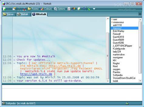 irc section 62 nettalk download
