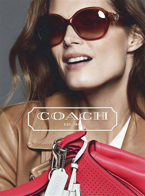 top model cast  coach spring summer  advertisement
