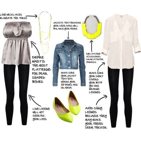Items To Flatter A Pear Shape by Pear Shaped Flattering Fashion For Your Figure