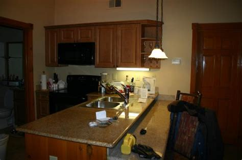 kitchen picture of westgate smoky mountain resort spa