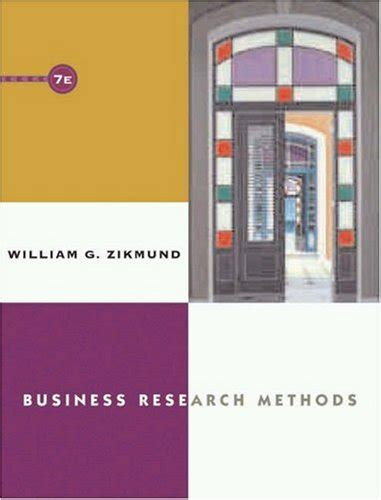 Research Methods For Business 7th Edition business research methods 7th edition pdfsr