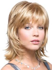 medium shag hairstyles 2015