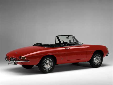 Alfa Romeo 1600 by Alfa Romeo Spider 1600 Quot Duetto Quot 105 1966 67