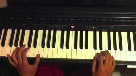 tutorial piano duet heart and soul piano youtube