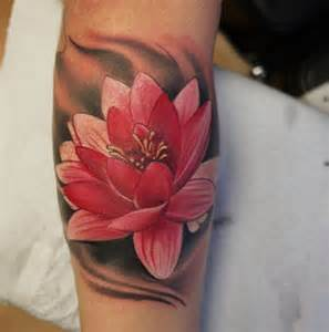 Lotus Flower Tattoos 30 Awesome Lotus Flower Design