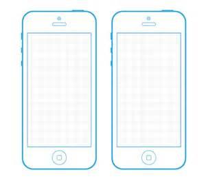 iphone wireframe template iphone 5 wireframe template for your next project