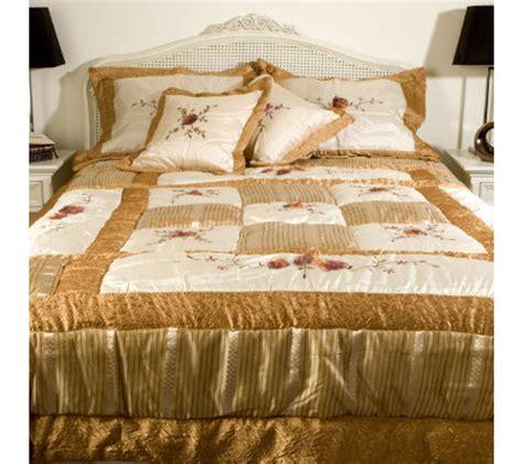 rosette comforter set celandine handcrafted rosettes 6 piece comforter set