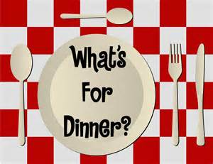 what s for dinner