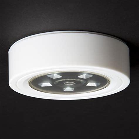 Portable Ceiling Light Lavish Home 82 Ys006 5 Led Portable Puck Ceiling Light With Remote Tools Home