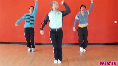 tutorial dance lmfao party rockers dance tutorial youtube