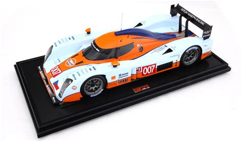 Aston Martin Lmp1 by Aston Martin Lmp1 Le Mans 2009 Scale Model Cars