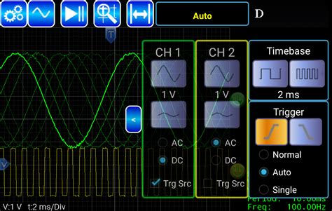 bluetooth apk for android tablet ar oscilloscope android apps on play