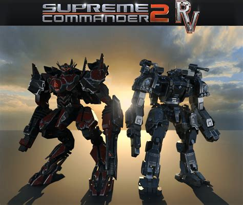 supreme commander 2 supreme commander 2 rv image mod db