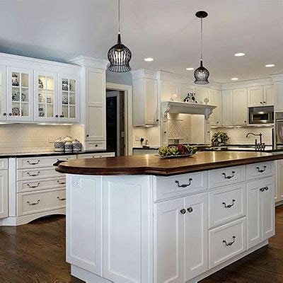 Kitchens Cabinet by Kitchen Lighting Fixtures Amp Ideas At The Home Depot