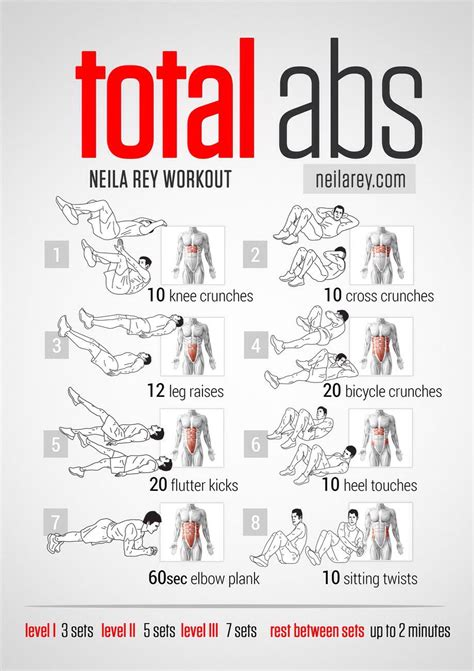 total abs workout total ab workout abs workout routines