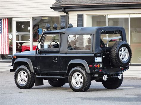 land rover defender 90 convertible 1995 land rover defender 90 convertible copley motorcars