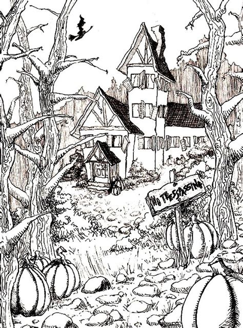 halloween coloring pages intricate 1000 ideas about coloriage gratuit on pinterest