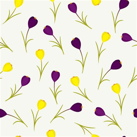 design pattern used in spring how to create a spring floral pattern in adobe illustrator
