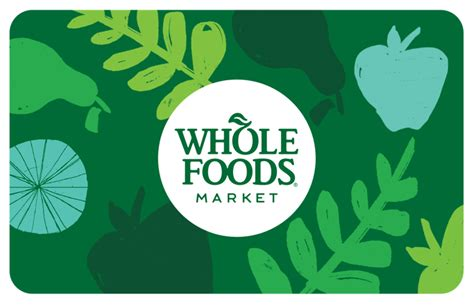 Whole Foods Market Gift Card - kroger whole foods market 174 cornucopia gift card