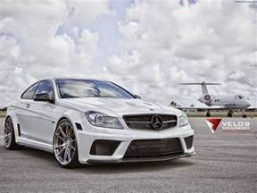 mercedes c63 amg black series by velos designwerks
