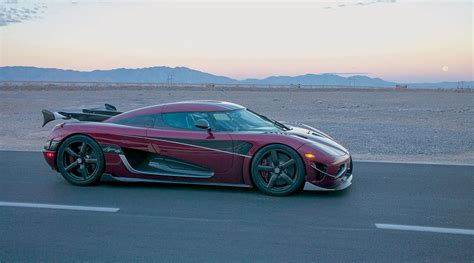 koenigsegg oman koenigsegg agera rs breaks speed record for production car